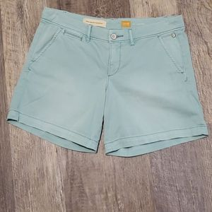 Pilcro and the Letterpress hyphen shorts size 28
